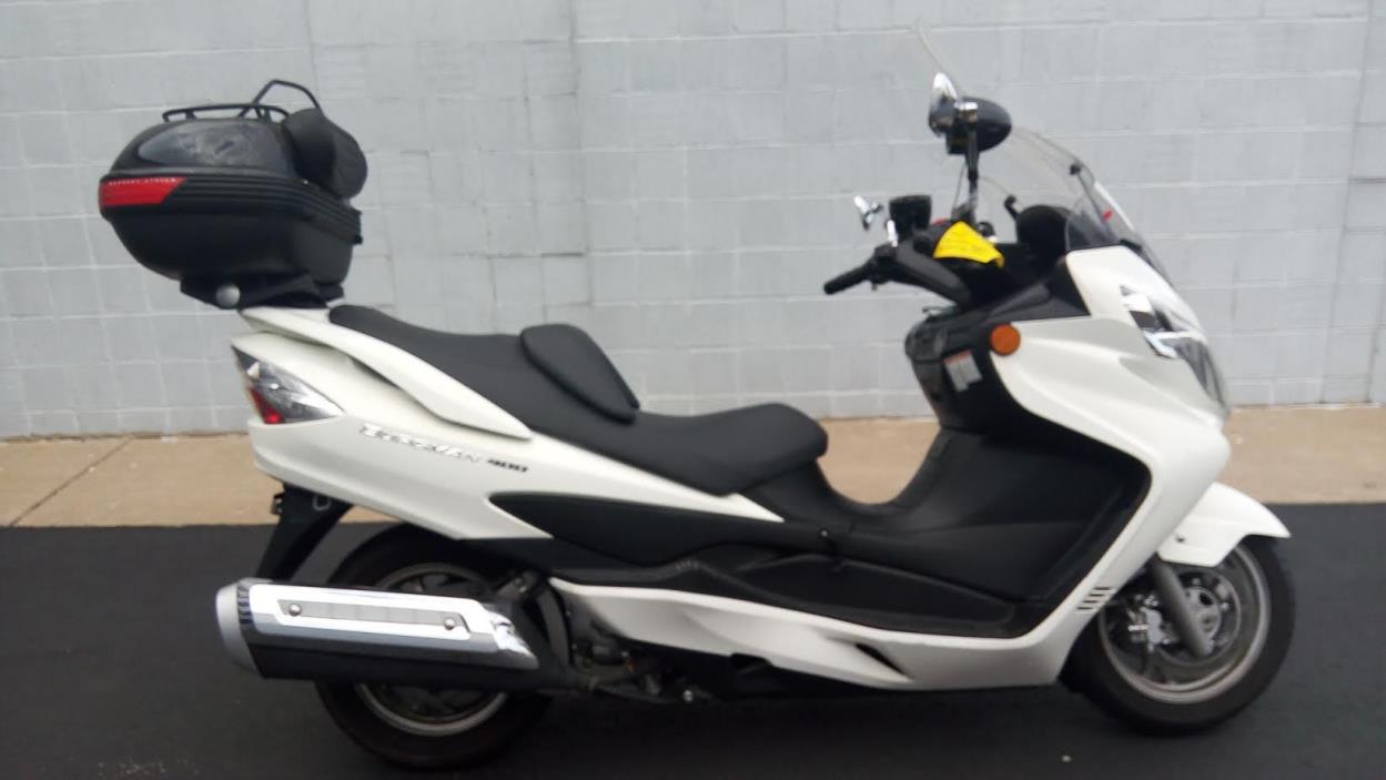 Suzuki An400k Motorcycles For Sale 2008 Burgman 400 Problems 2009 An400k9