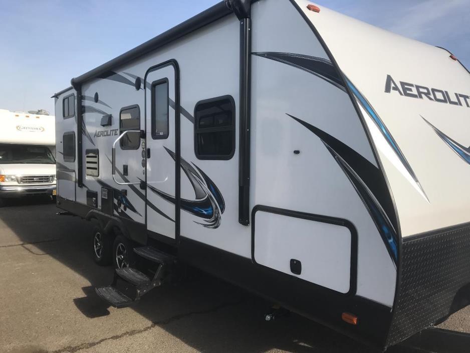 2017 Aerolite Dutchmen 2320BHSL