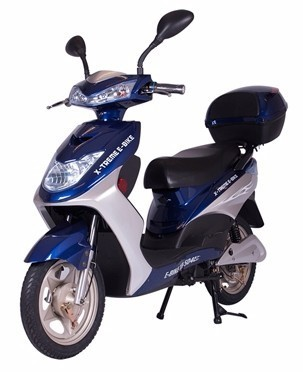 2016 Gsi 500 Watt Electric Bicycle Moped