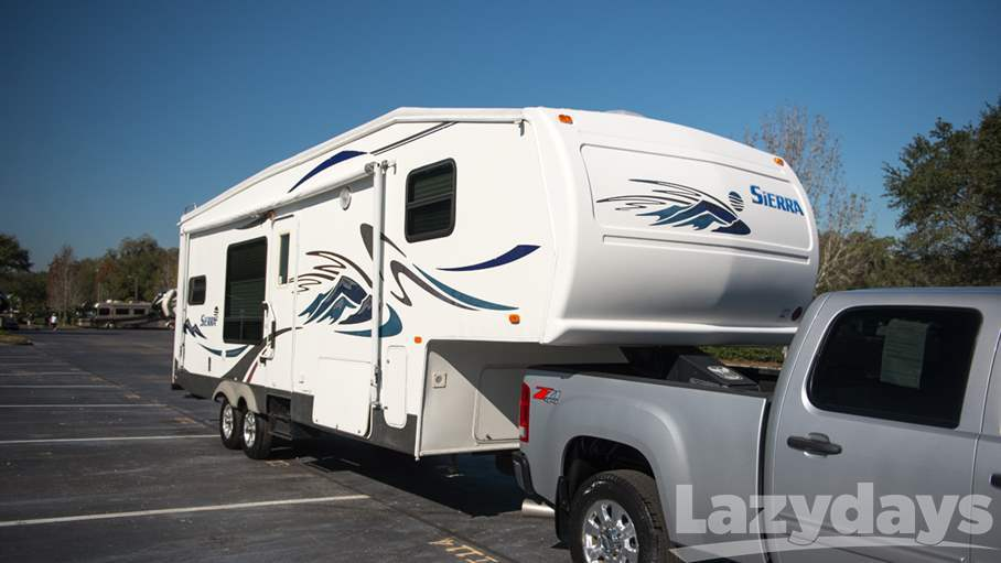 2006 Forest River Sierra Select 285RG