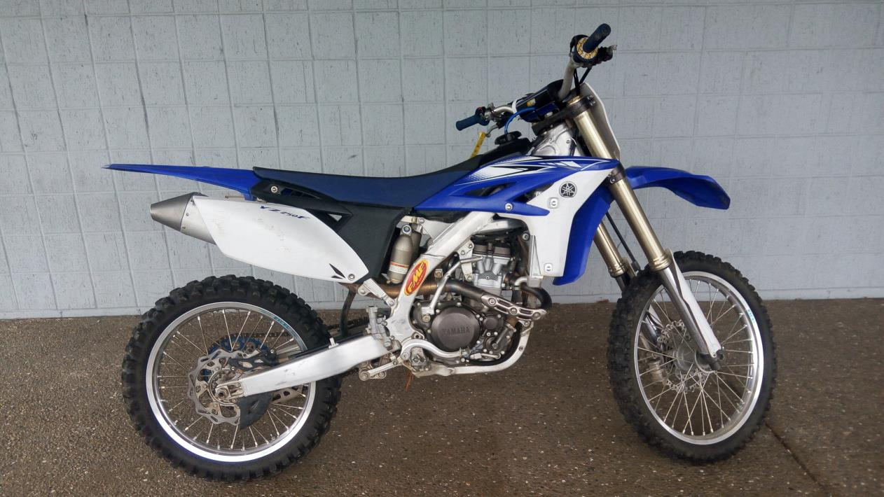 2011 yamaha yz250f motorcycles for sale for Yamaha yz250f for sale