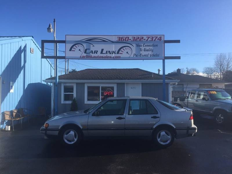 1996 Saab 9000 CSE Turbo 4dr Hatchback