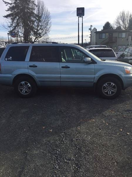 2003 Honda Pilot EX-L 4dr 4WD SUV w/ Leather and Navigation System