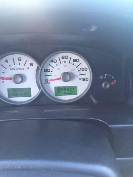 2005 Ford Escape XLT AWD 4dr SUV