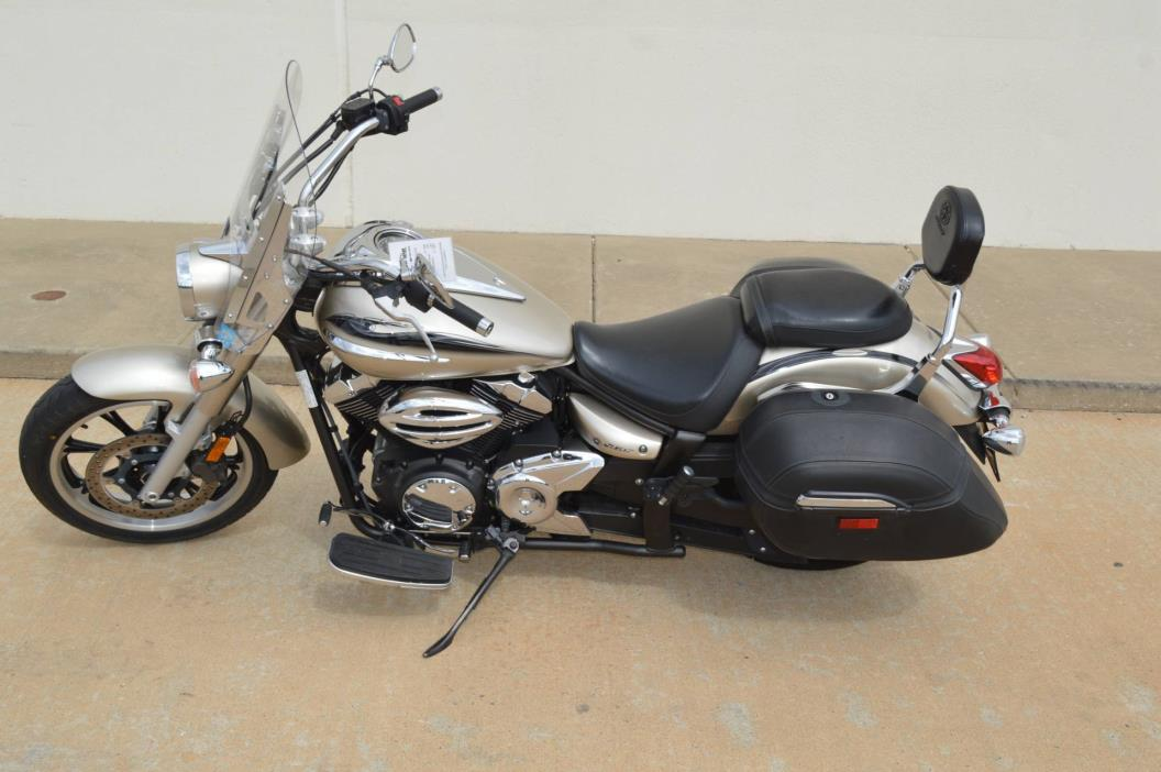 Yamaha v star 950 tourer motorcycles for sale in shawnee for Yamaha motorcycles okc
