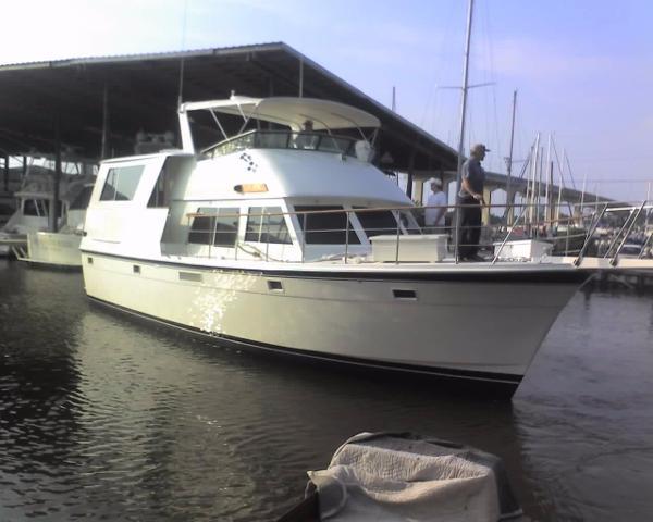 1984 Atlantic Motor Yacht