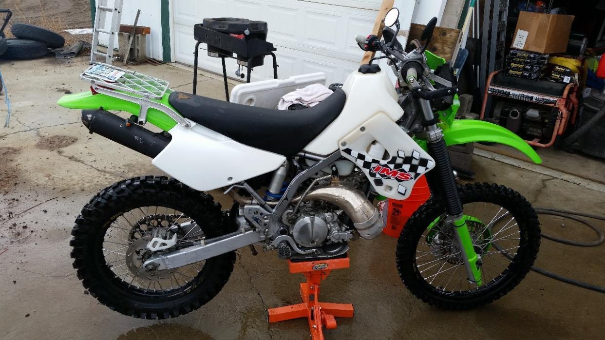 2003 Kawasaki KDX 220