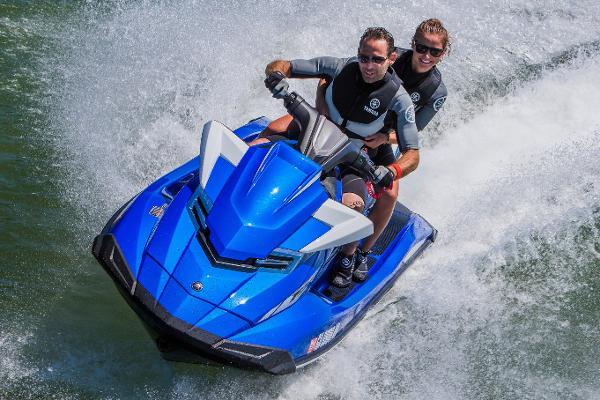 2017 Yamaha Waverunner FX SVHO