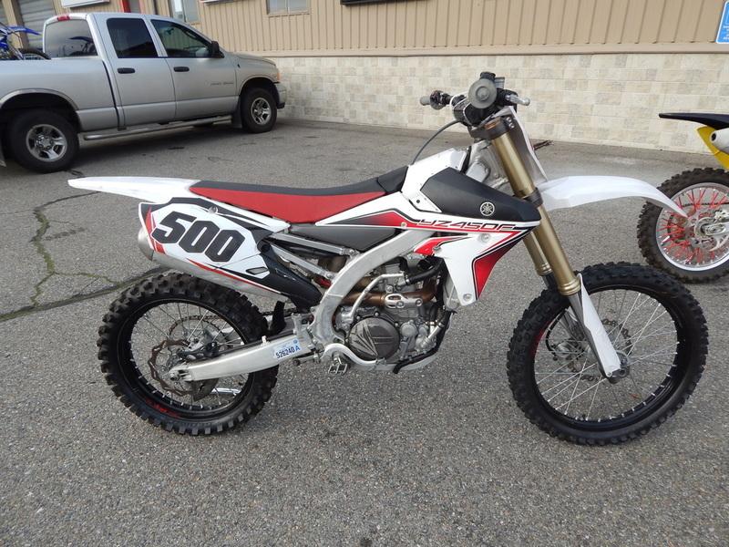 yamaha yz motorcycles for sale in spokane valley washington