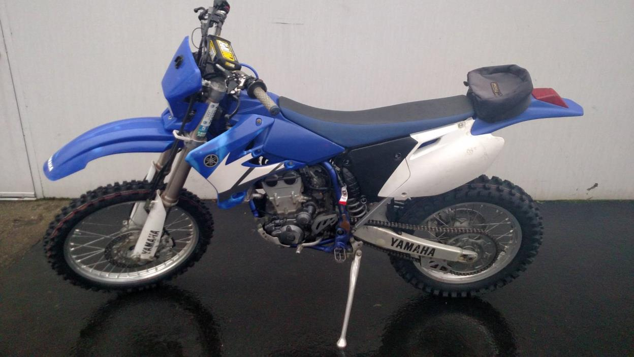2005 Wr450 Motorcycles For Sale