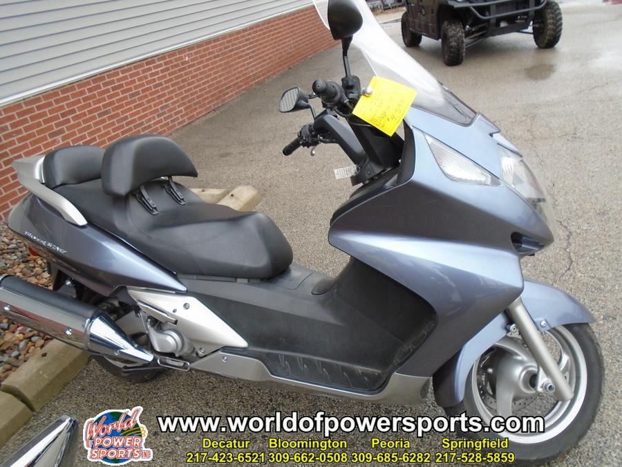 honda silverwing motorcycles  sale  illinois