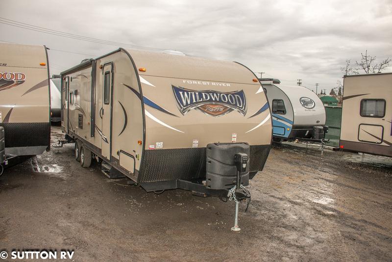2017 Forest River Wildwood X-Lite 254RLXL