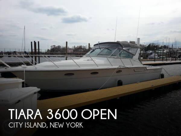 1986 Tiara 3600 Open