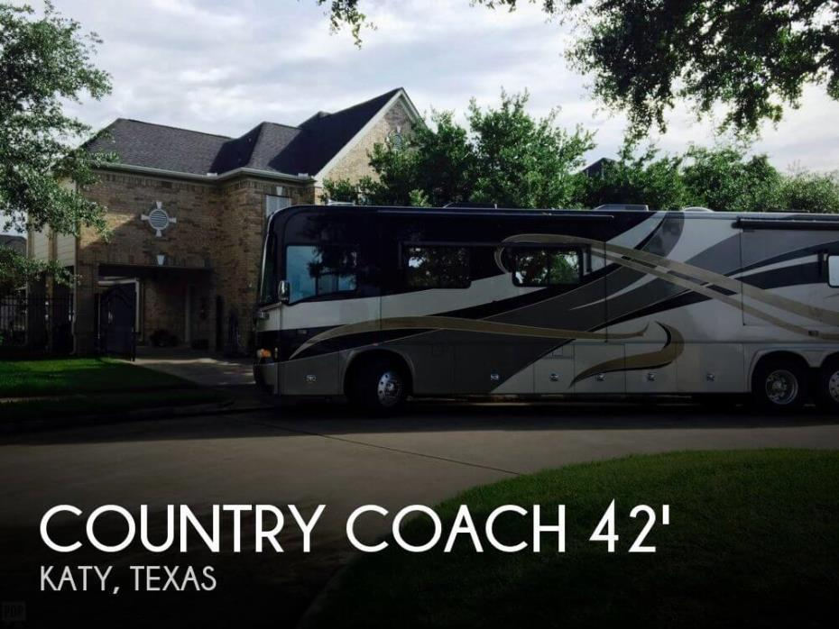 2008 Country Coach Allure 42