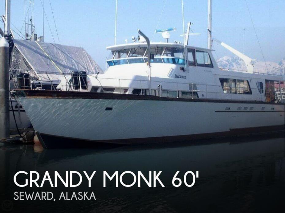 1966 Grandy Monk Marlineer 60
