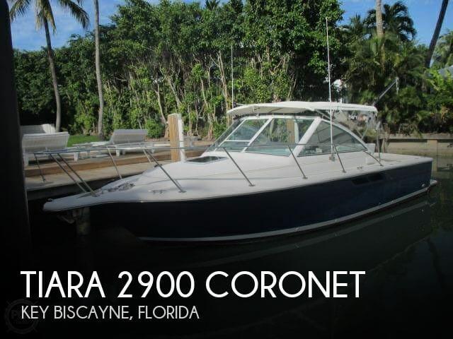 2000 Tiara 2900 Coronet