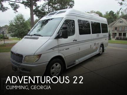 2007 Roadtrek Adventurous 22