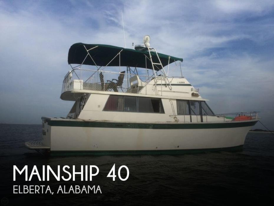 1983 Mainship 40