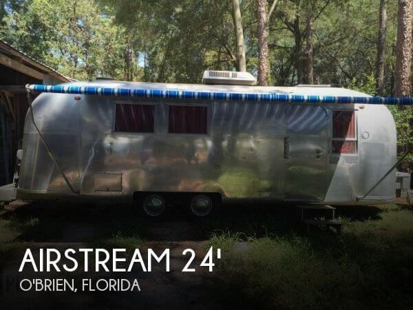 1965 Airstream Airstream 26 Overlander