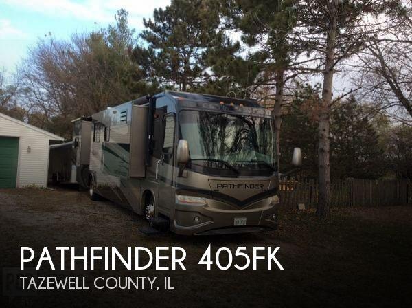 2009 Sportscoach Pathfinder 405FK