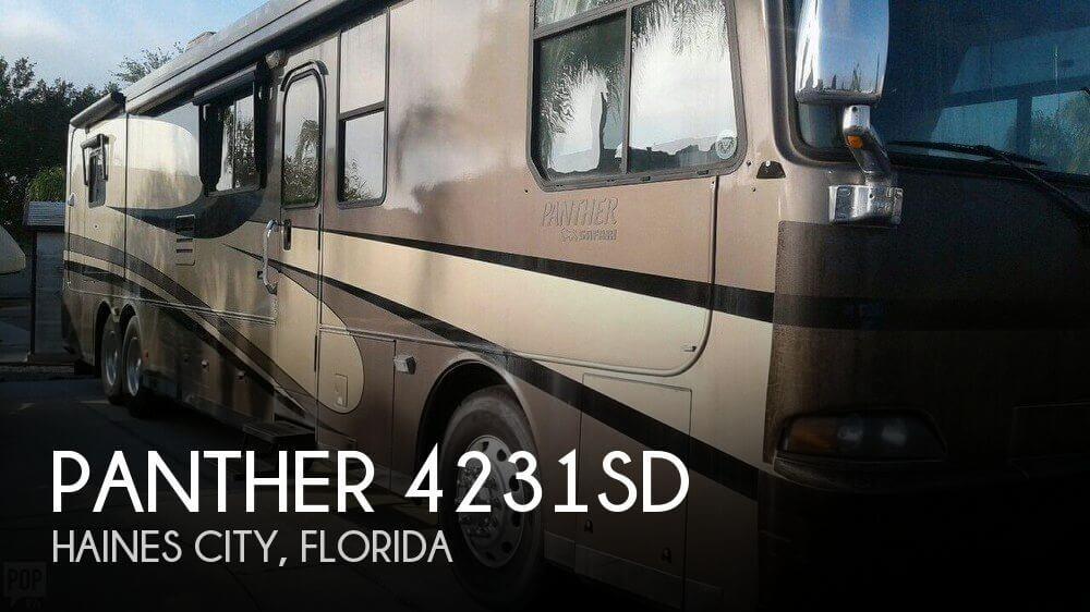 2004 Safari Panther 4231SD