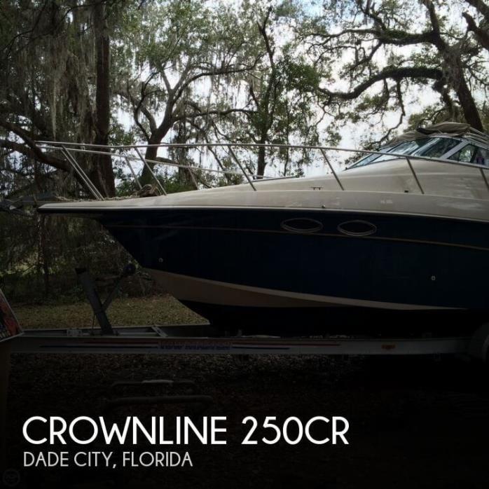 1993 Crownline 250CR