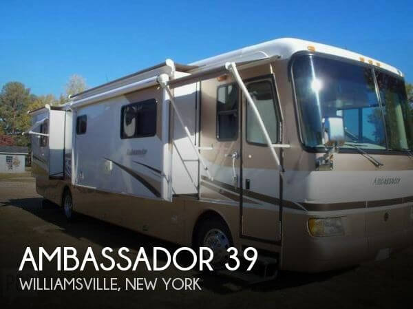 2004 Holiday Rambler Ambassador 39