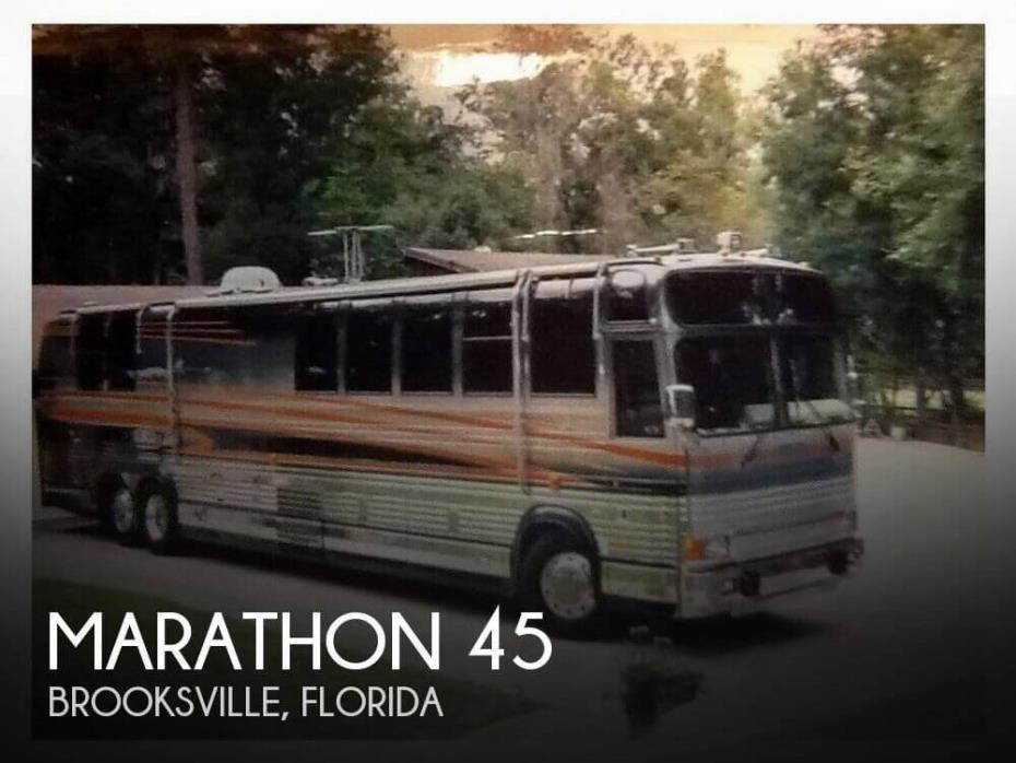 1996 Prevost Marathon 45