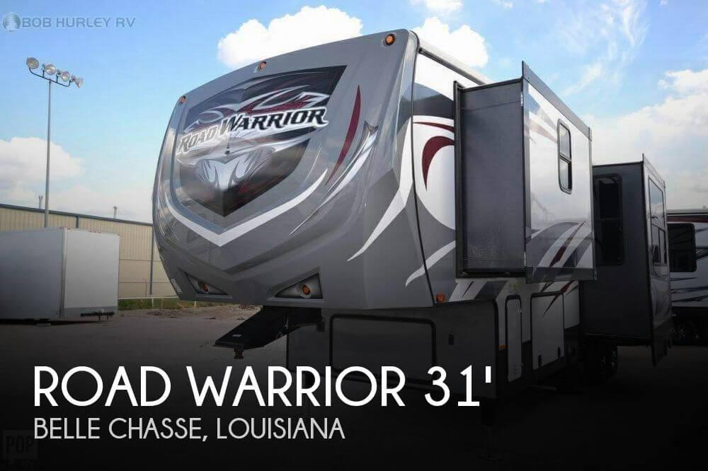 2014 Heartland Road Warrior 310 Road Warrior