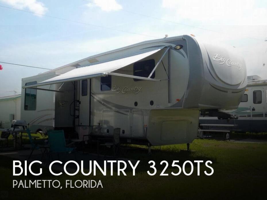 2011 Heartland Big Country 3250TS