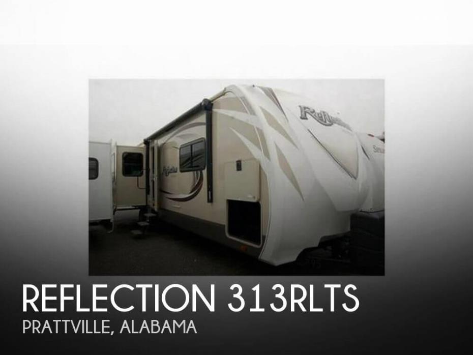 2015 Grand Design Reflection 313RLTS