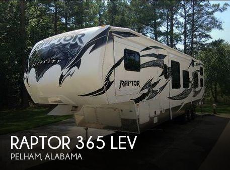 2012 Keystone Raptor 365 LEV