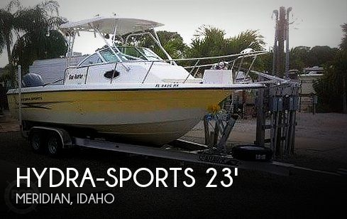 2004 Hydra-Sports 230 Lighting WA