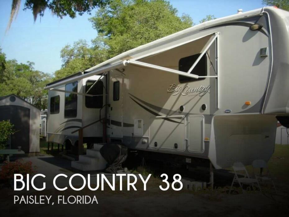 2011 Heartland Big Country 38