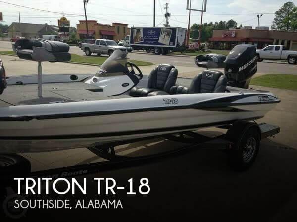 2010 Triton TR-18