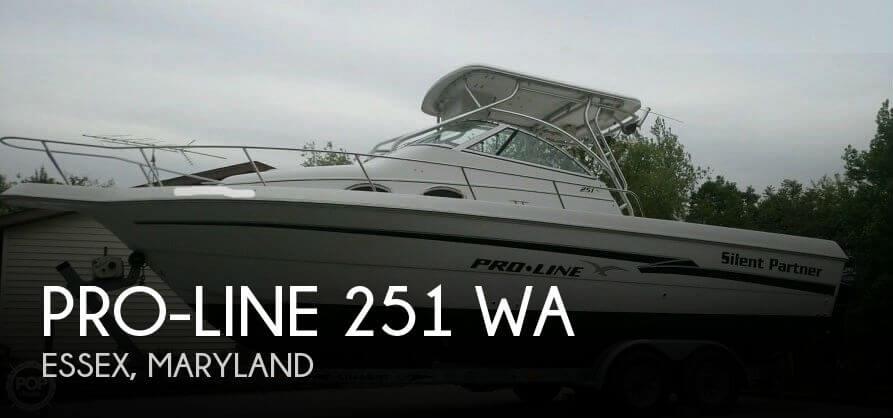 1999 Pro-Line 251 WA
