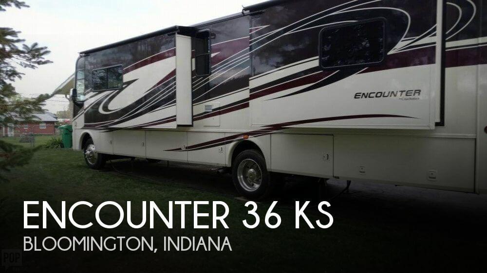 2013 Coachmen Encounter 36 KS
