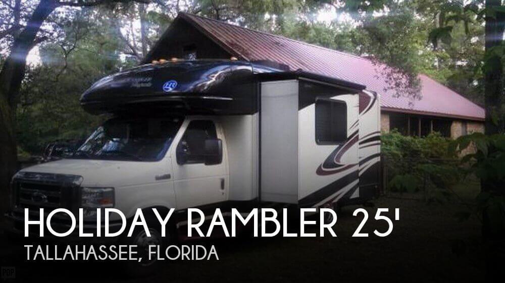 2011 Holiday Rambler Holiday Rambler 25PCS AUGUSTA