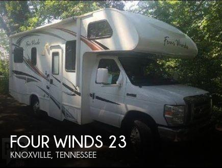 2011 Thor Motor Coach Four Winds 23