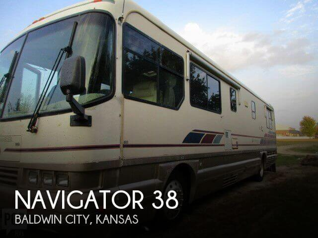 1993 Holiday Rambler Navigator 38