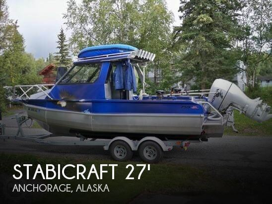2009 Stabicraft 759 Supercab S