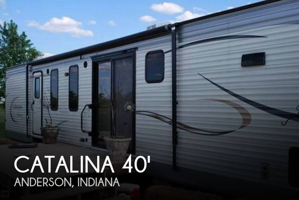 2015 Coachmen Catalina Destination 39 FKTS