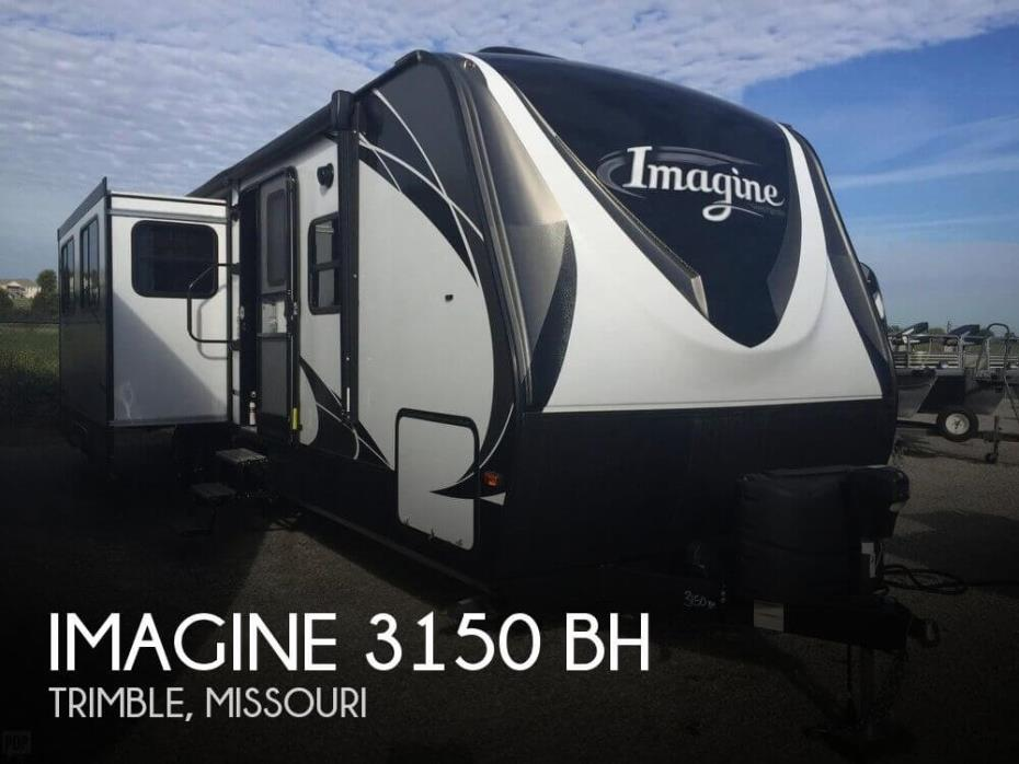 2017 Grand Design Imagine 3150 BH