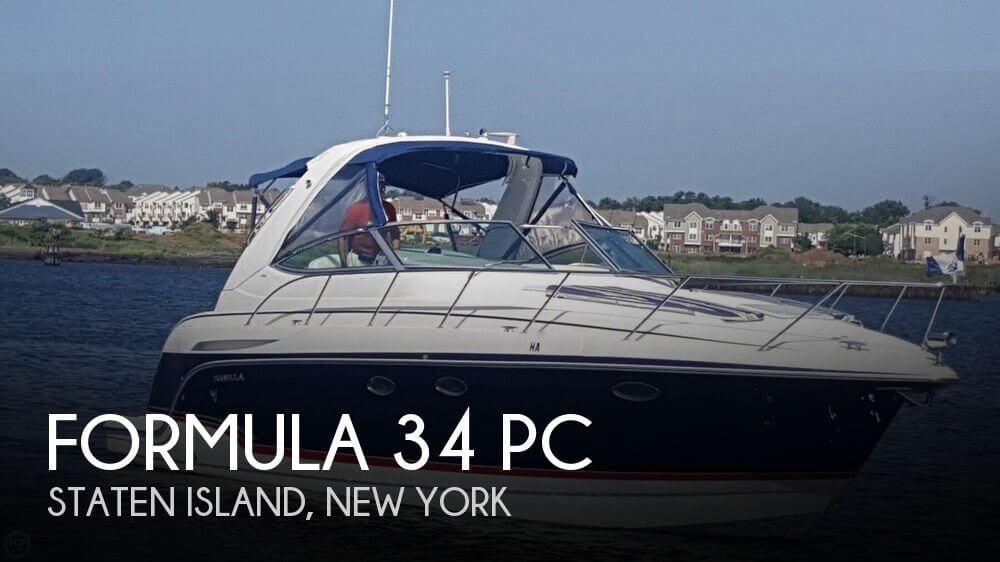 2007 Formula 34 PC