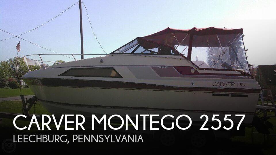 1986 Carver Montego 2557