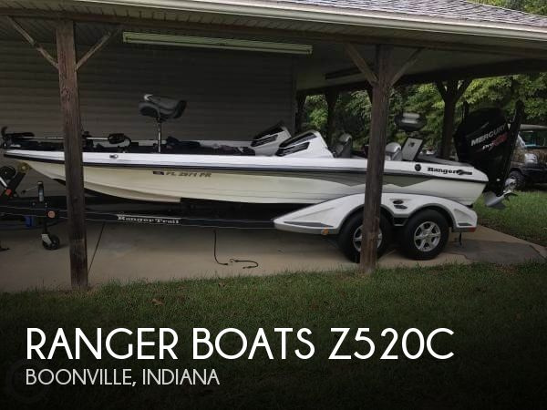 2013 Ranger Boats Z520C