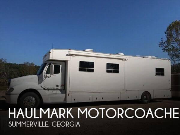 2003 Haulmark Haulmark Motorcoaches 40