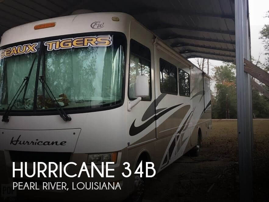 2007 Thor Motor Coach Hurricane 34B