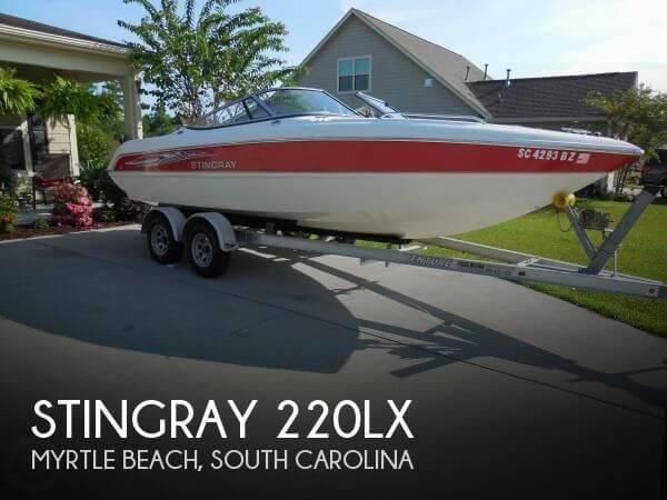 2008 Stingray 220LX