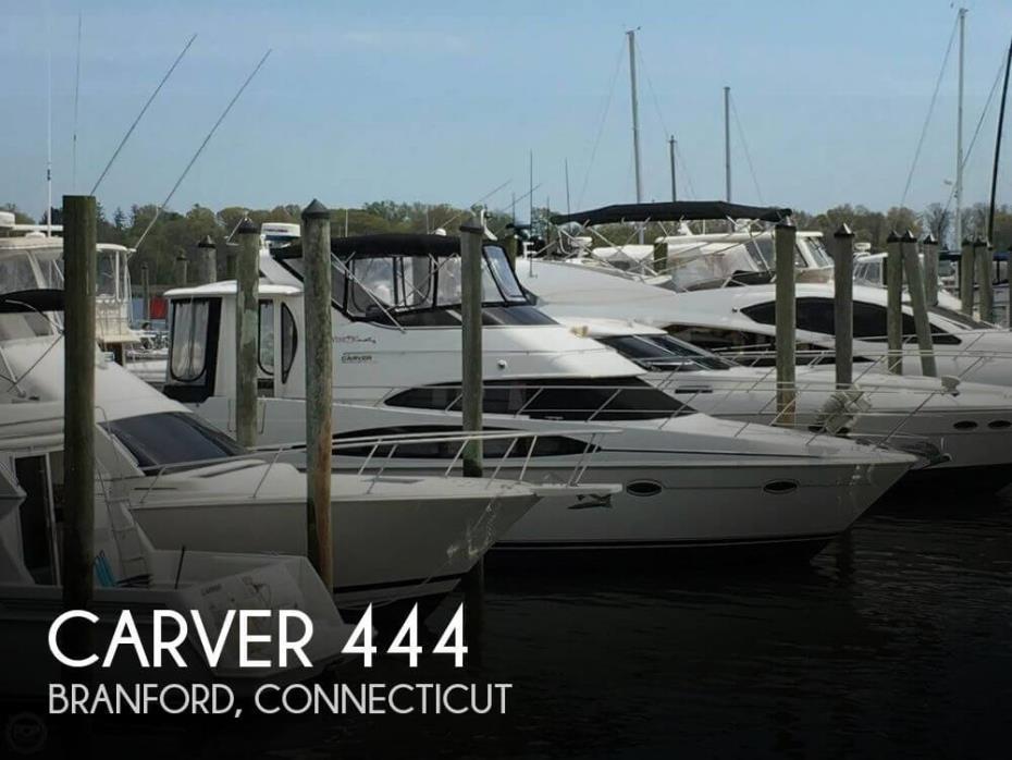 2001 Carver 444